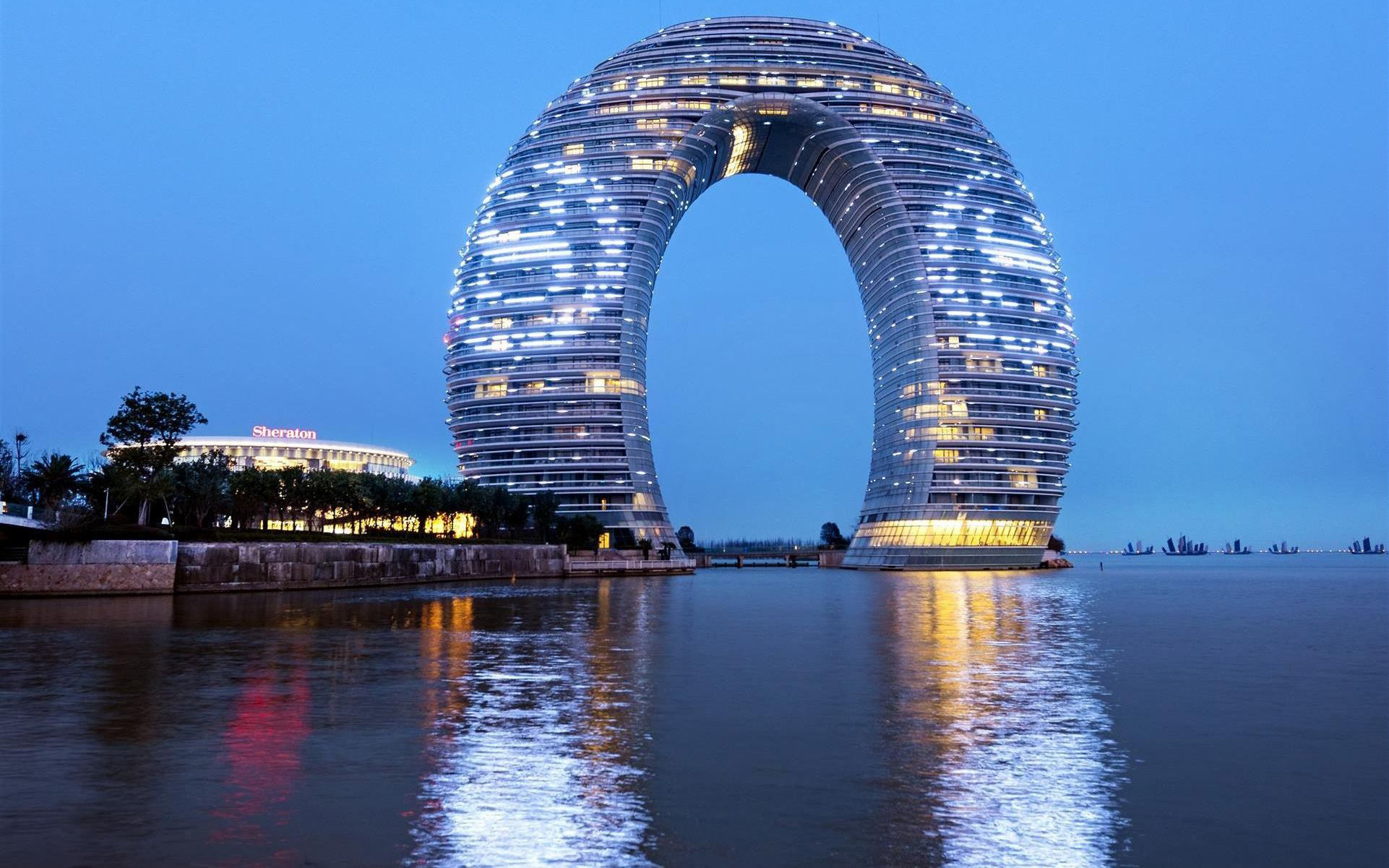 Sheraton Huzhou Hot Spring Resort